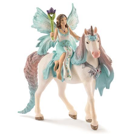 Schleich Eyela mit Prinzessinnen-Einhorn 70569