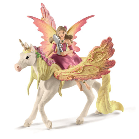 Schleich Feya met Pegasus-Eenhoorn 70568