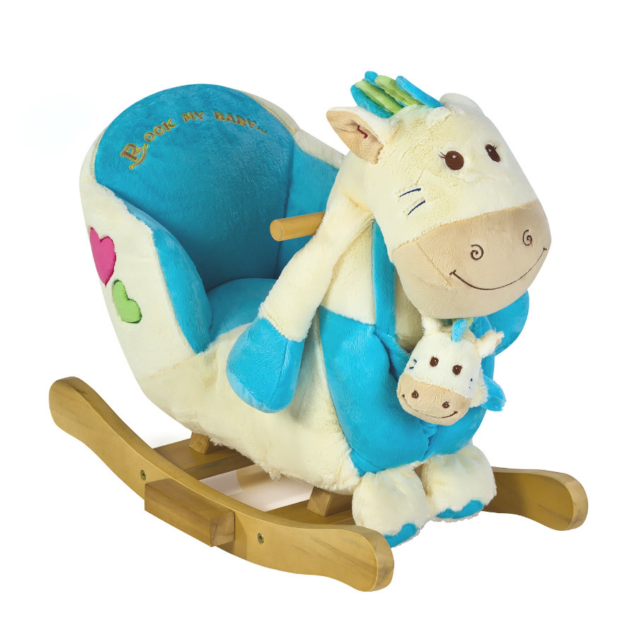 knorr-baby Schaukelpony Polo 2 in 1