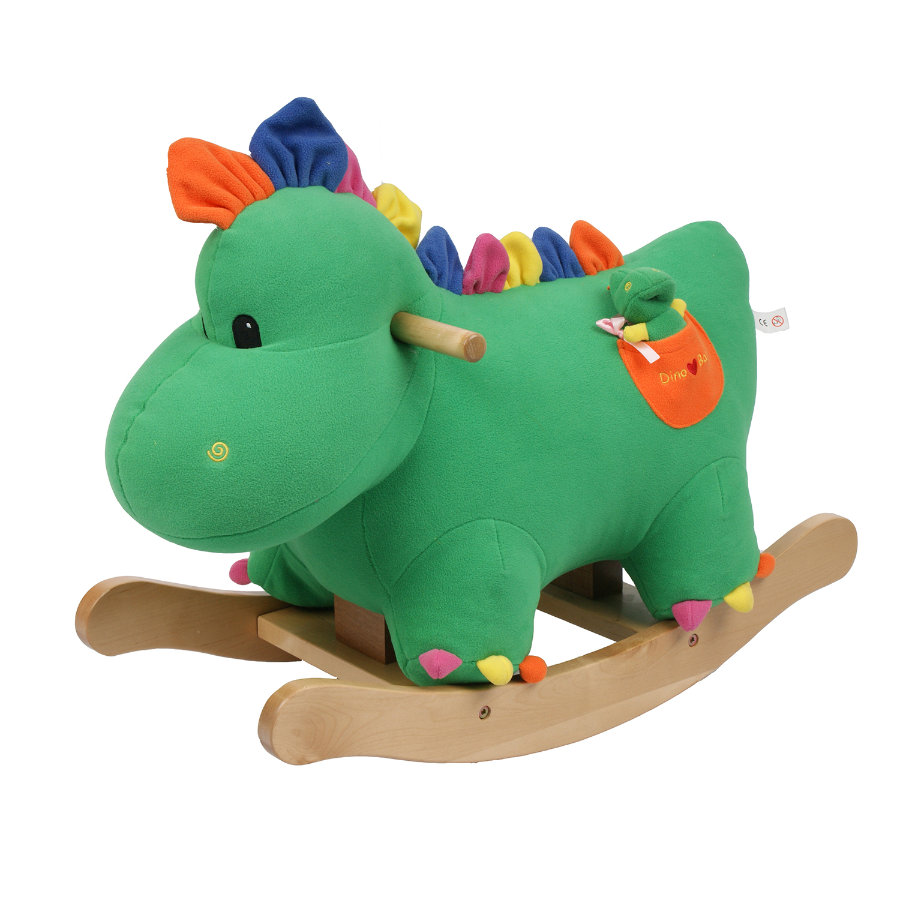 knorr-baby Dinosauro a dondolo Sweety