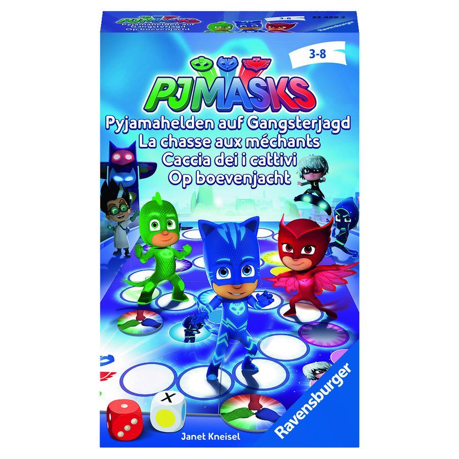 Ravensburger PJ Masks - Pyjamahelden auf Gangsterjagd
