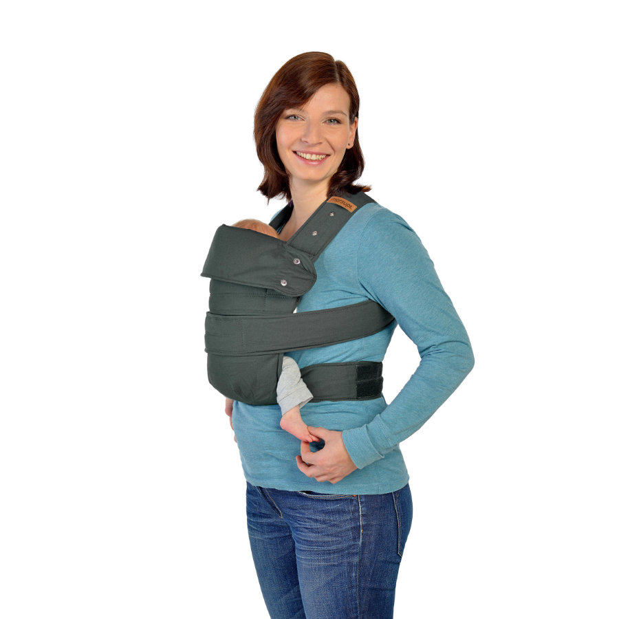 MARSUPI Baby Carrier XXL anthracite