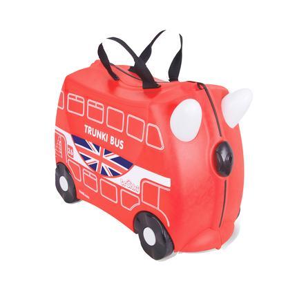 trunki Jeżdżąca walizeczka - Autobus Boris