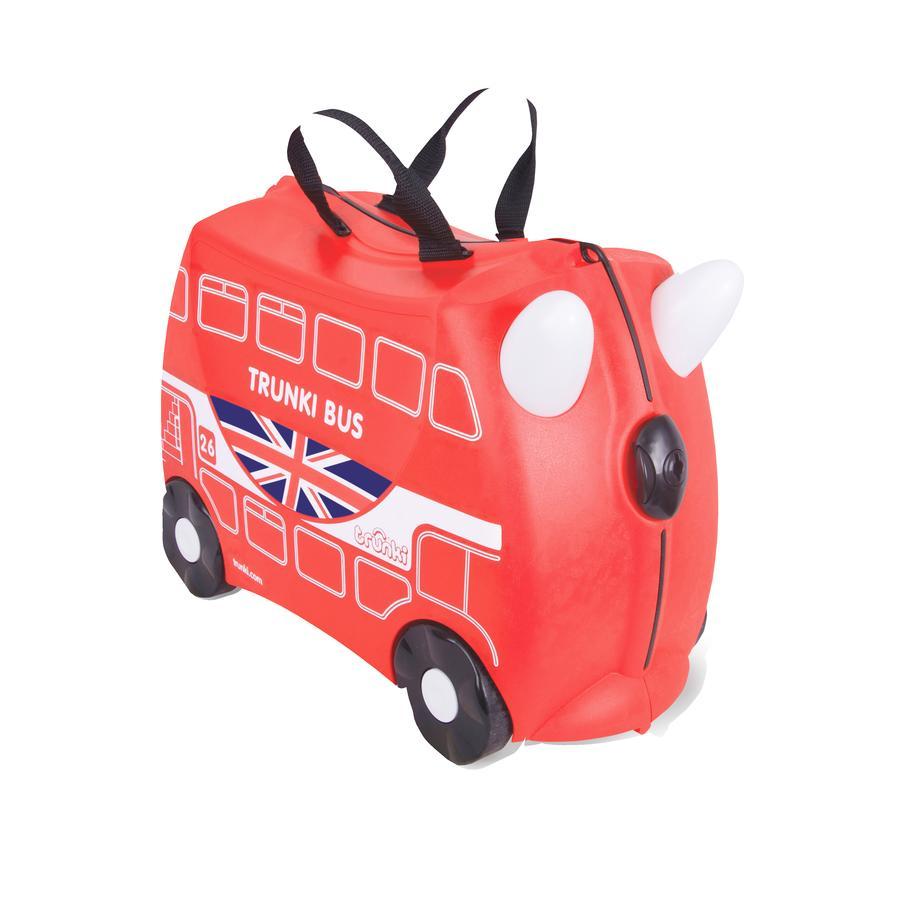 Trunki dětský kufřík odrážedlo Autobus Boris
