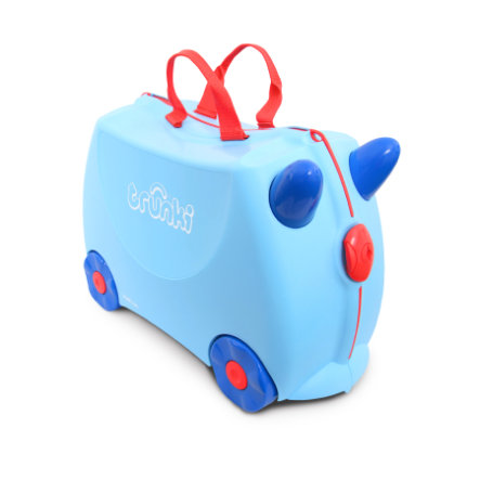 trunki Kinderkoffer - George, blauw