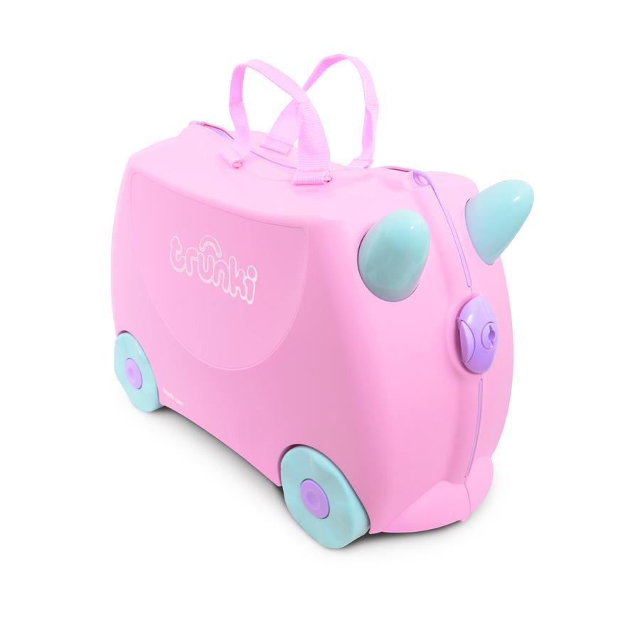 trunki Kinderkoffer - Rosie, pink