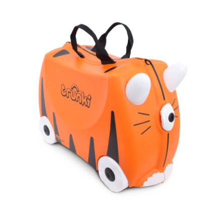 trunki dětský kufřík odrážedlo Tygr Tipu