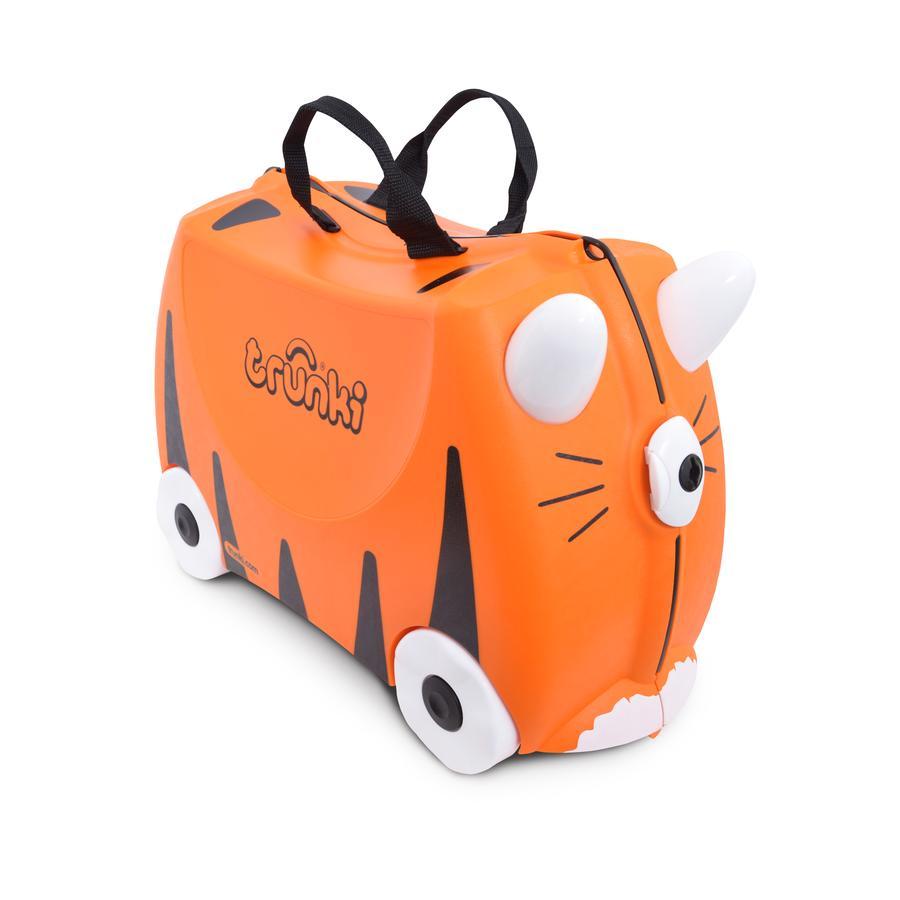 trunki Jeżdżąca walizeczka - Tygrys Tipu