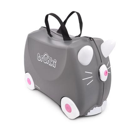TRUNKI Lasten matkalaukku - Benny kissa