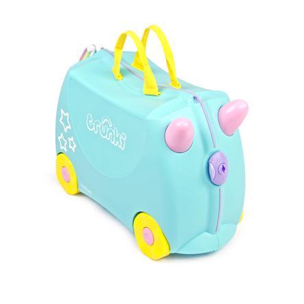 Trunki dětský kufřík odrážedlo Jednorožec Una