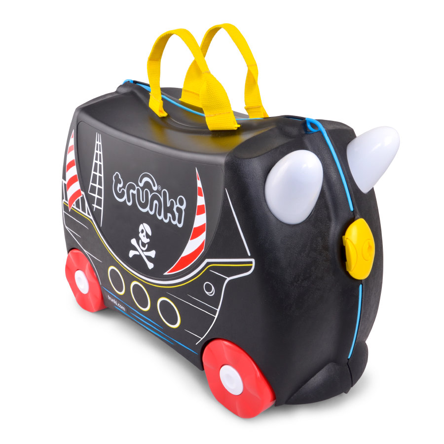 trunki barnekoffert - Piratskipet Pedro