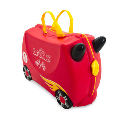 trunki Kinderkoffer - Raceauto Rocco