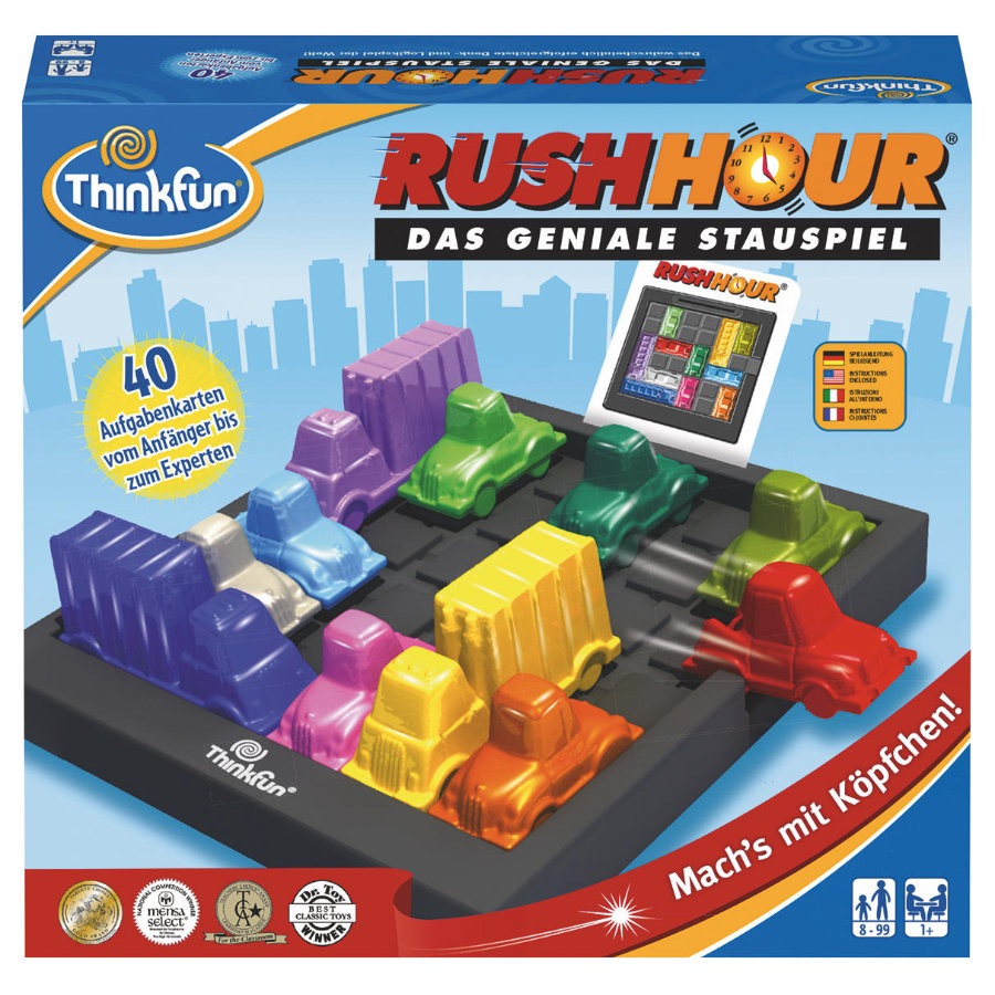 Ravensburger ThinkFun - Rush Hour®