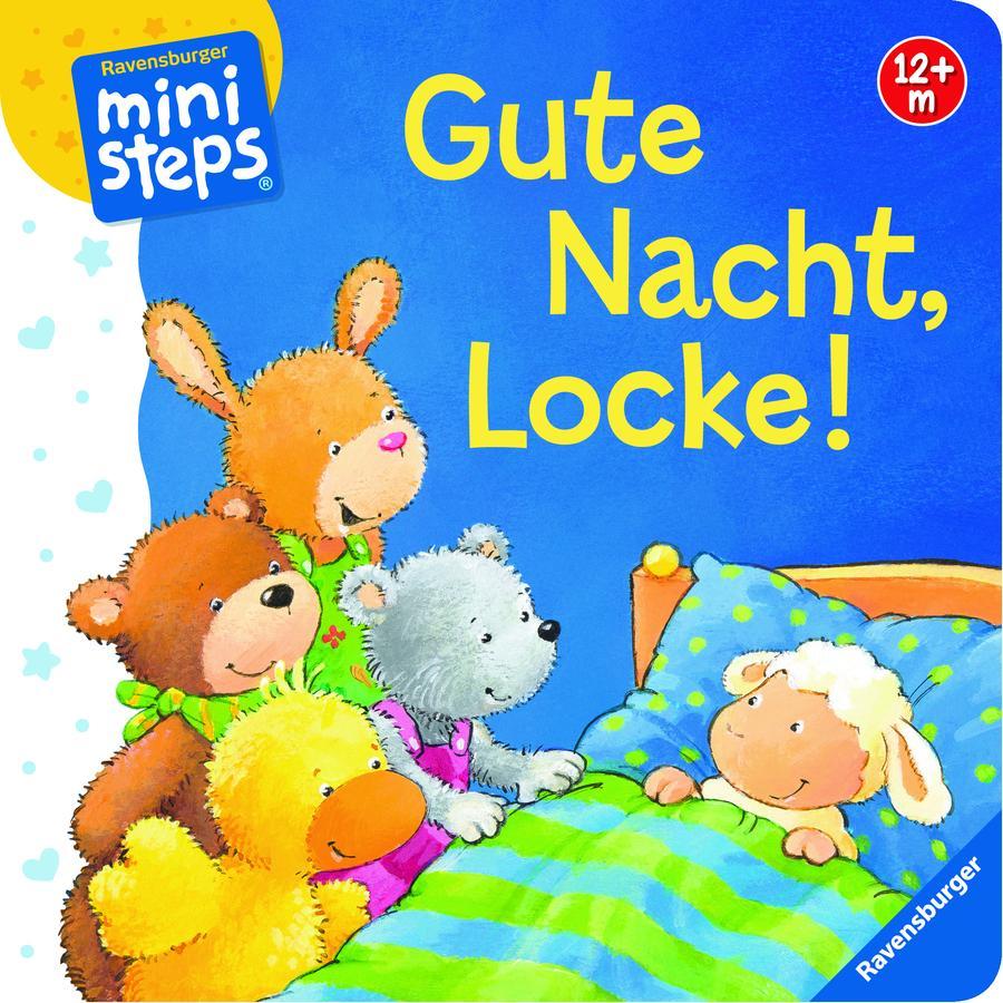 Ravensburger ministeps® Gute Nacht, Locke!