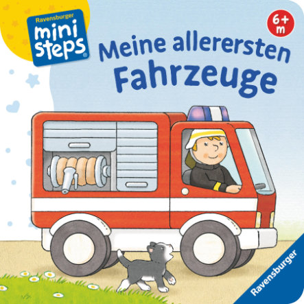 Ravensburger ministeps® Meine allerersten Fahrzeuge
