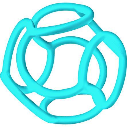 Ravensburger minis teps® baliba - Baby ulubiona piłka, niebieska