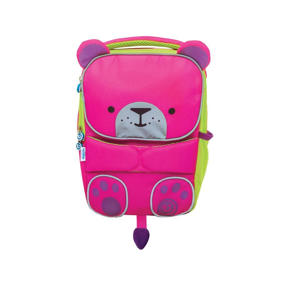 trunki ToddlePak - batoh do školky růžový