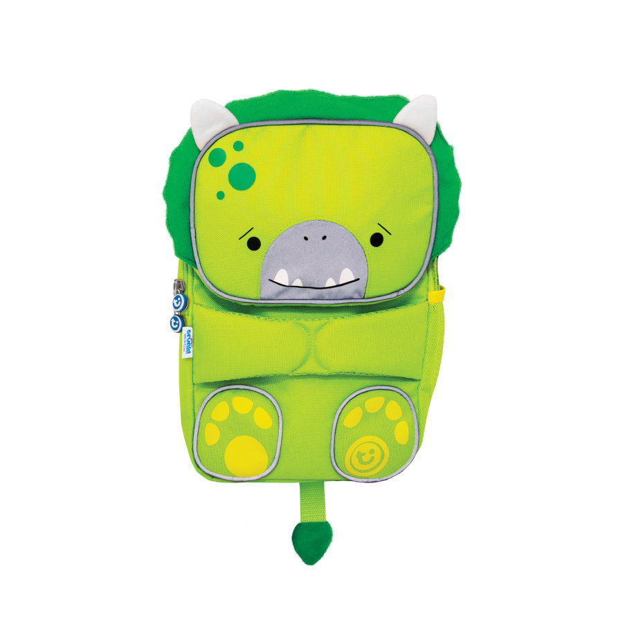 trunki ToddlePak- Kindergartenrucksack, Dino