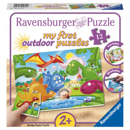 Ravensburger My first outdoor puzzle - Dinosaurier Freunde