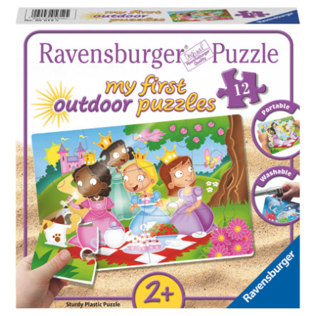 Ravensburger My first outdoor puzzle - Süße Prinzessinnen