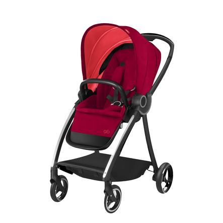 gb PLATINUM Kinderwagen Maris 2 All Terrain Cherry red