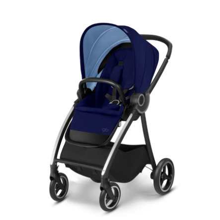 gb PLATINUM Kinderwagen Maris 2 All Terrain Sapphire blue