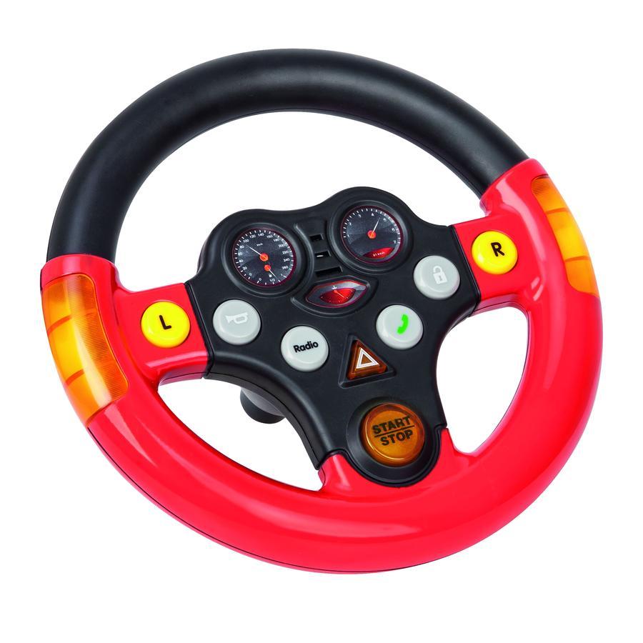 BIG Bobby Car Kierownica Multi-Sound-Wheel 56459