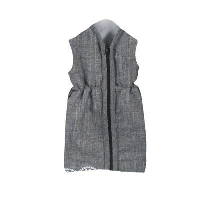 BAYER CHIC 2000 Puppen-Schlafsack Jeans grey
