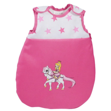 BAYER CHIC 2000 Puppen-Schlafsack Pony and Princess