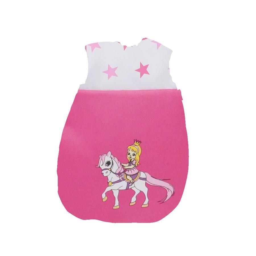 BAYER CHIC 2000 Śpiworek dla lalek Pony and Princess
