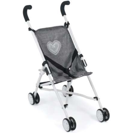 BAYER CHIC 2000 Mini-Buggy ROMA Jeans grey