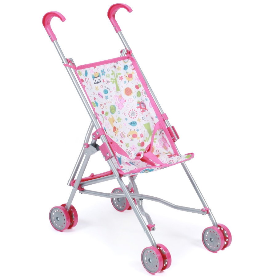 BAYER CHIC 2000 Mini-Buggy weiß-pink