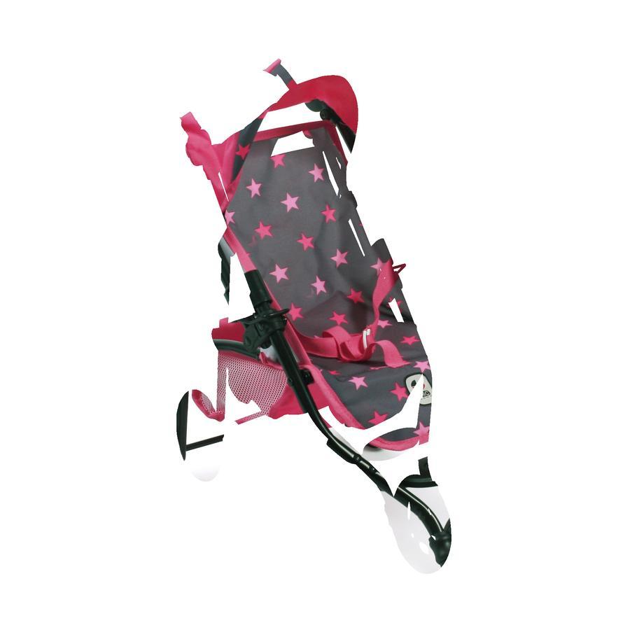 BAYER CHIC 2000 Joggi ng- Buggy LOLA starlet pink