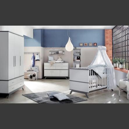 schardt chambre d 39 enfant vicky armoire 3 portes. Black Bedroom Furniture Sets. Home Design Ideas