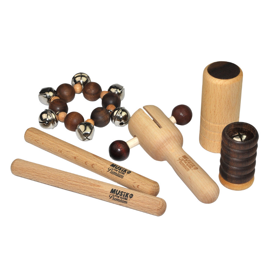Voggenreiter Música para los más pequeños - Das Maxi-Percussion-Set