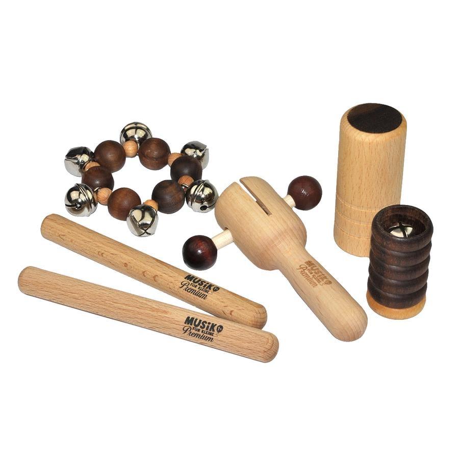 Voggenreiter Muziek voor de allerkleinsten - Das Maxi-Percussion-Set