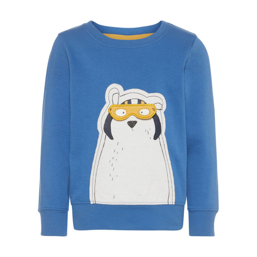 name it Boys Sweatshirt Nmmerbear delft