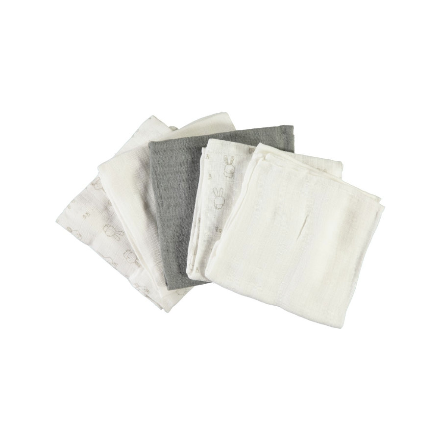 name it Stoffwindeln Napsies 5er-Pack frost gray