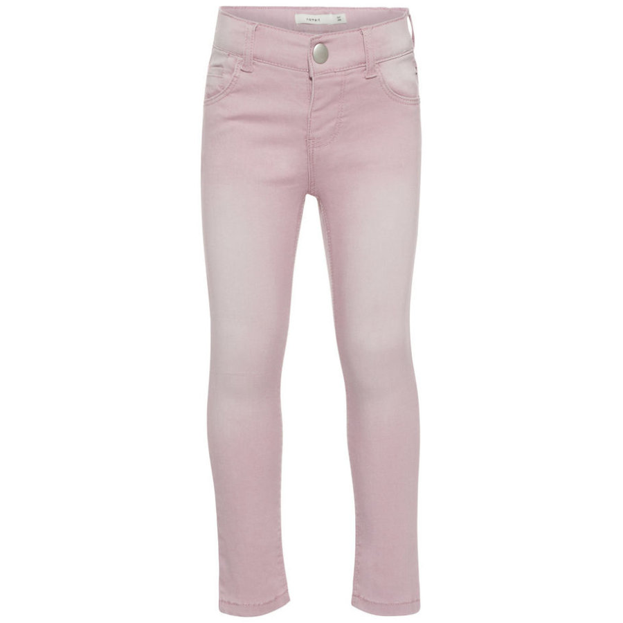 name it Girl s Jeans Nmfpolly Dawn Pink