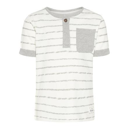 name it Boys T-Shirt Nmmfaril grey melange