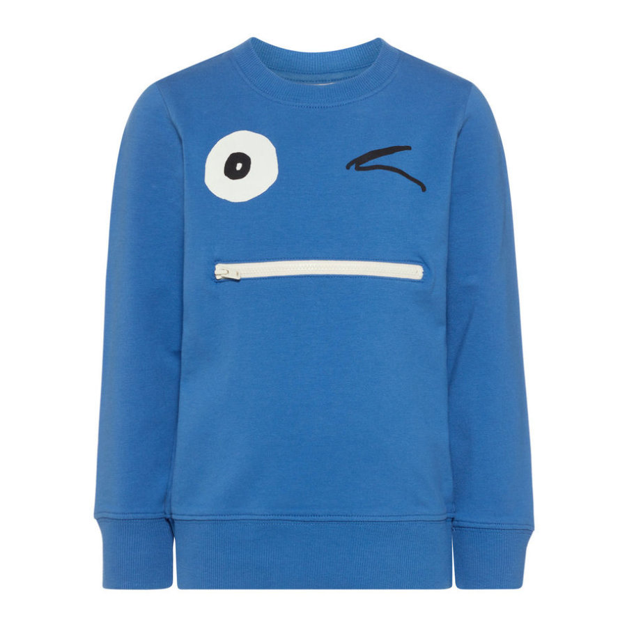 name it Boys Sweatshirt Nmmfacool delft