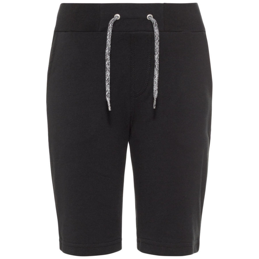 name it Boys Sweatshorts Nkmhonk black