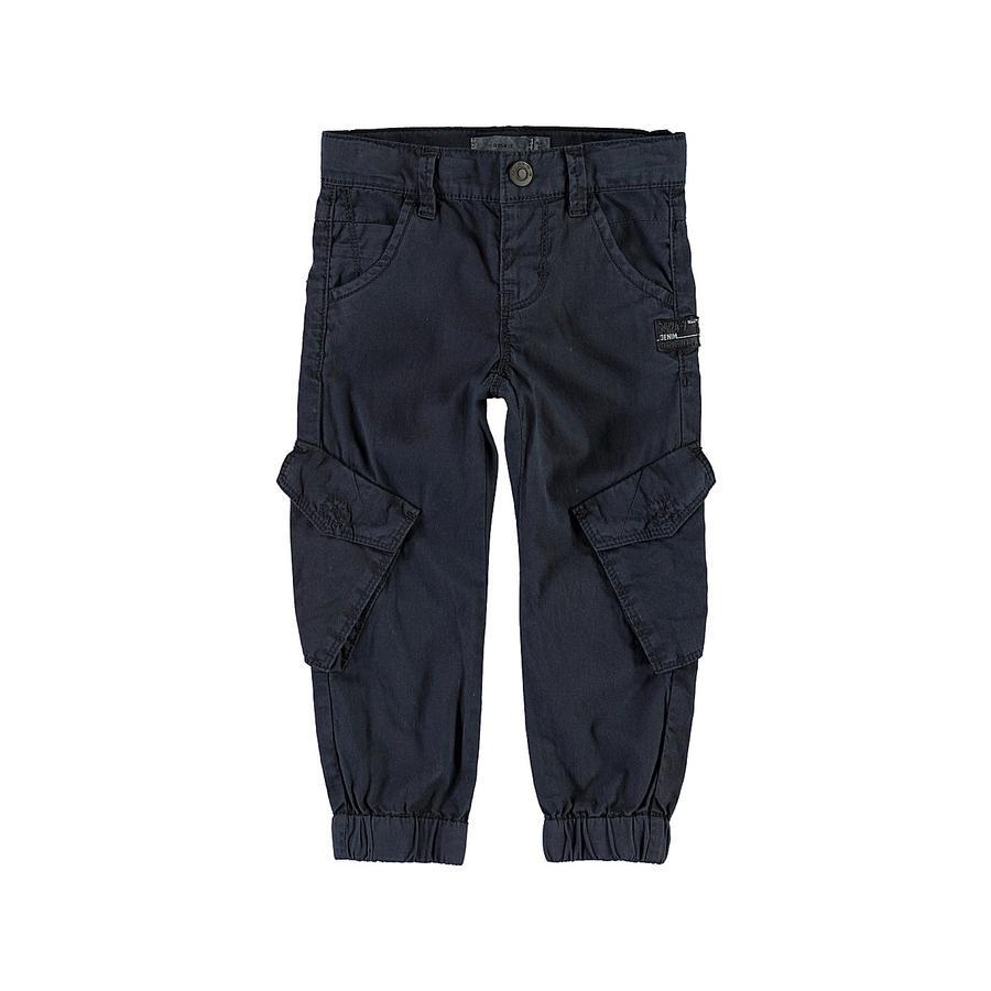 name it Boys Pantalon Saphir foncé