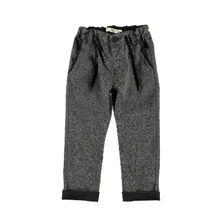 name it Boys Pantalon Nmmfaluk gris mélangé