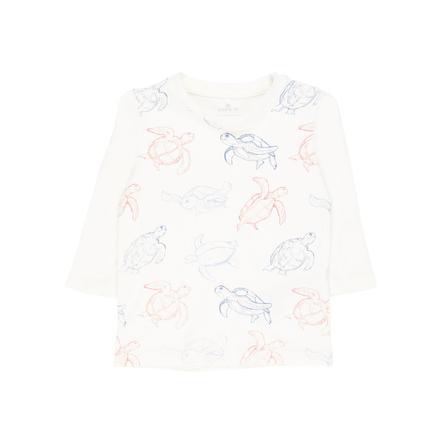 name it Boys Overhemd met lange mouwen Nbmfamiturtle sneeuwwitte Nbmfamiturtle
