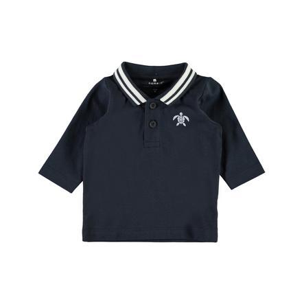 name it Boys Poloshirt Nbmfanel saphir foncé