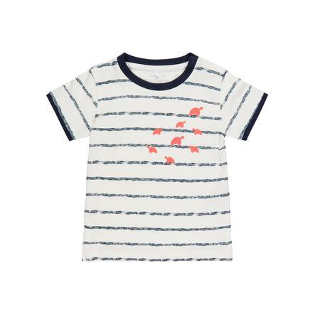 name it Boys T-Shirt Nbmfaril saphir foncé