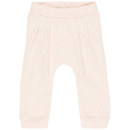 name it Girl s Pantalones de chándal Nbffanela peachy keen