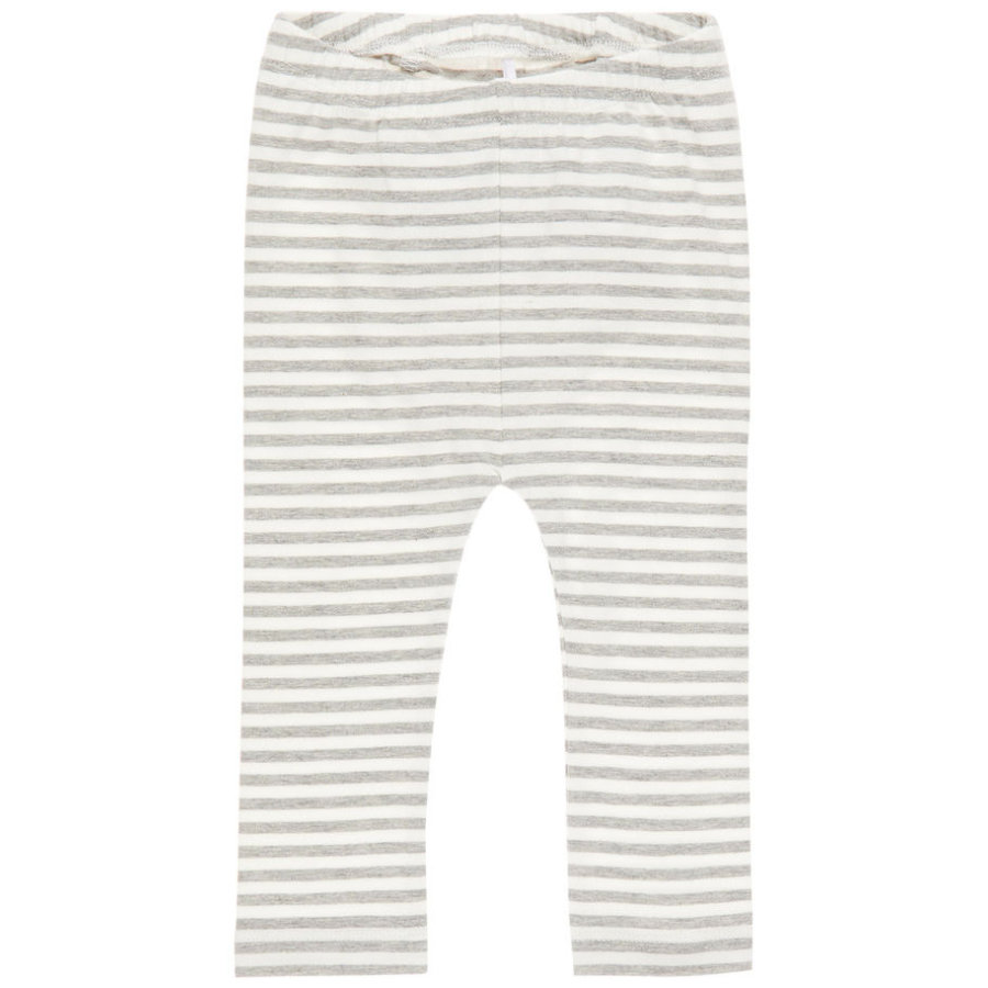 name it Girl Leggings Nbffanala gris mélangé