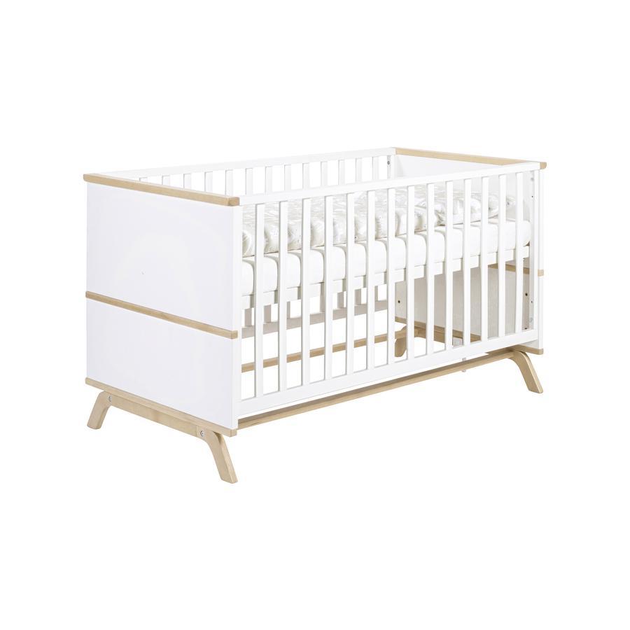 Schardt Kombi-Kinderbett Vicky Oak